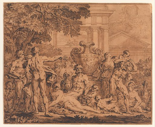 Bacchanal (nd). Accession number: 1983.147.