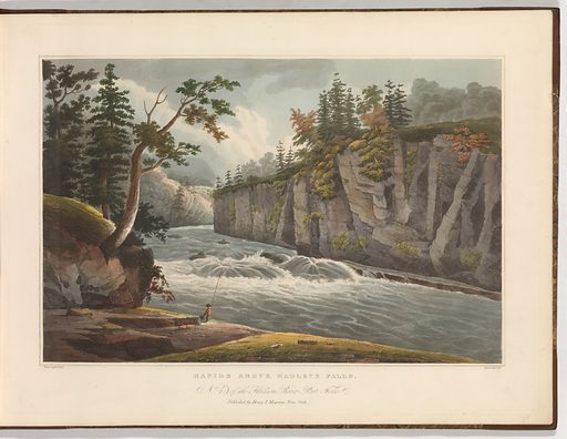 The Hudson River Portfolio (1821–25). Accession number: 54.90.1274(1-20).