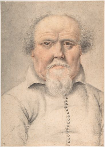 Portrait of a Man (16th century). Accession number: 51.76.1.