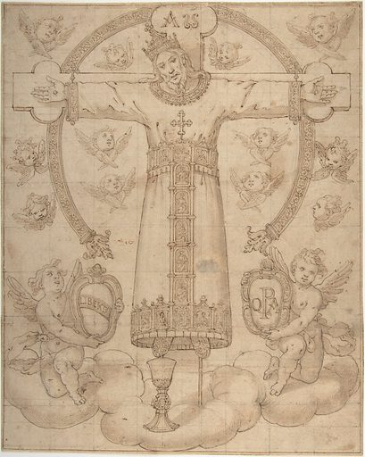 The Volto Santo of Lucca (16th century). Accession number: 61.211.