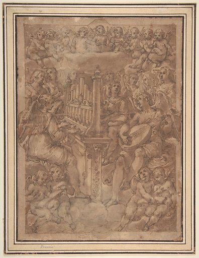Group of Angel Musicians (1551–1629). Accession number: 87.12.26.