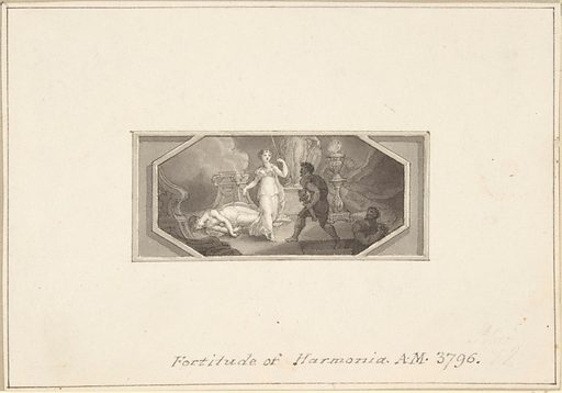 Fortitude of Harmonia (1790–1800). Accession number: 33.69.8.