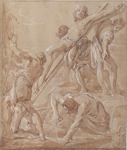 Elevation of the Cross (1577–1668). Accession number: 62.119.5.