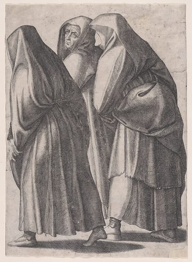 The Three Holy Women Going to the Sepulchre (ca. 1514–36). Accession number: 49.97.9.