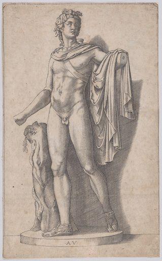Apollo (ca. 1514–36). Accession number: 62.602.138.