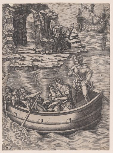 The Bark (ca. 1514–36). Accession number: 17.50.76.