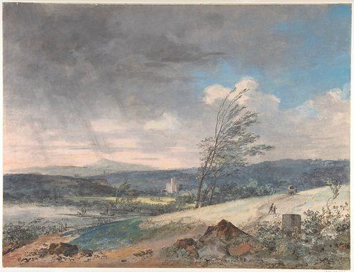 Windswept Landscape (n.d.). Accession number: 1972.118.222.