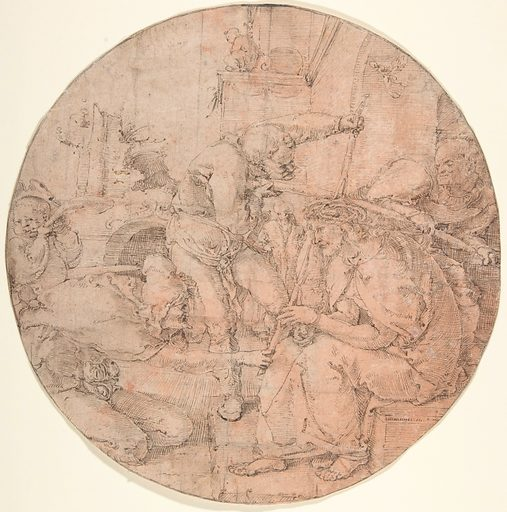 The Crowning with Thorns (ca. 1520–30). Accession number: 2001.167.