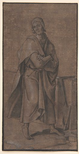 Saint Thomas (1527). Accession number: 2001.188.