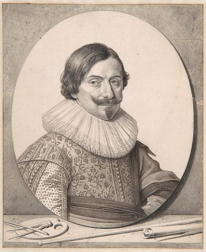 Portrait of the Painter François Gysels (ca. 1620–30). Accession number: 2001.124.