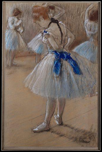 Dancer (ca. 1880). Accession number: 2001.202.2.
