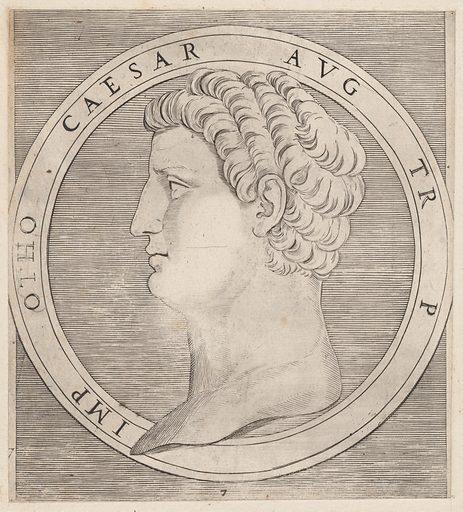 Speculum Romanae Magnificentiae: Otho, from The Twelve Caesars (ca. 1500–1534). Accession number: 41.72(3.89).