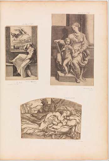 Vision of St. Helena [Pensive Woman] (n.d.). Accession number: 27.78.2(175).