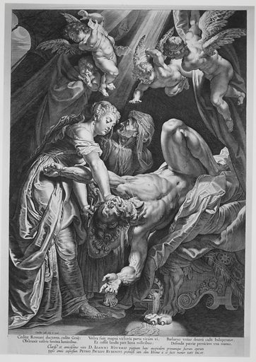 Judith Beheading Holofernes (1590–1650). Accession number: 51.501.7000.