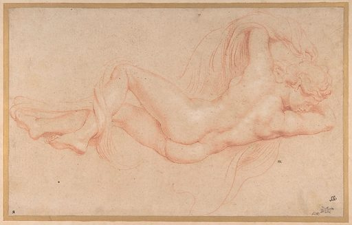 Hermaphrodite (17th century). Accession number: 1972.118.286.