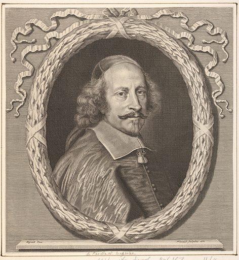 Cardinal Jules Mazarin (1661). Accession number: 2000.416.12.
