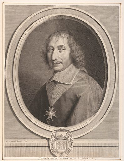 Philbert-Emmanuel de Beaumanoir de Lavardin (1666). Accession number: 2000.416.28.