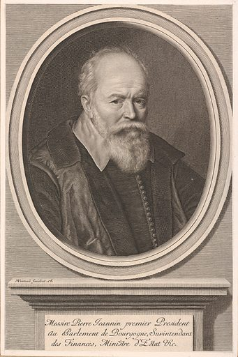 Pierre Jeannin (ca. 1656). Accession number: 2000.416.31.