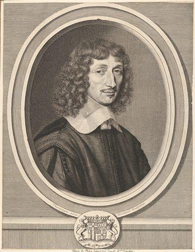 Henri de Guénégaud (ca. 1654). Accession number: 2000.416.32.