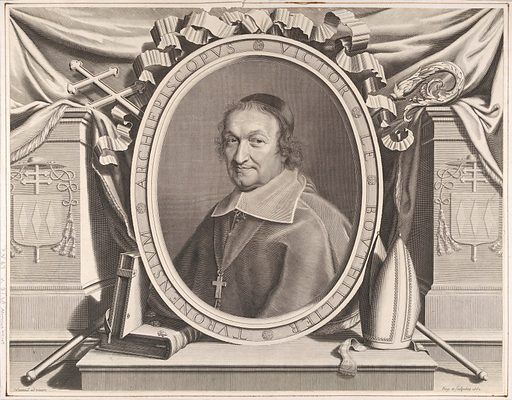 Victor Bouthillier (1662). Accession number: 2000.416.74.
