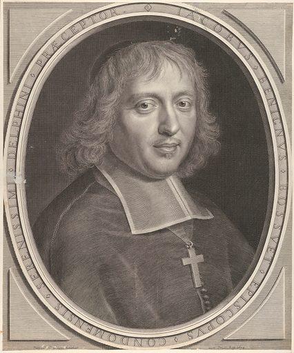 Jacques-Bénigne Bossuet (1674). Accession number: 2000.416.77.