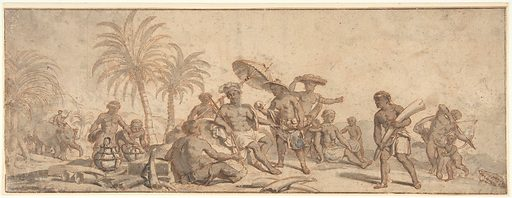 Africa (early 17th century). Accession number: 59.208.103.