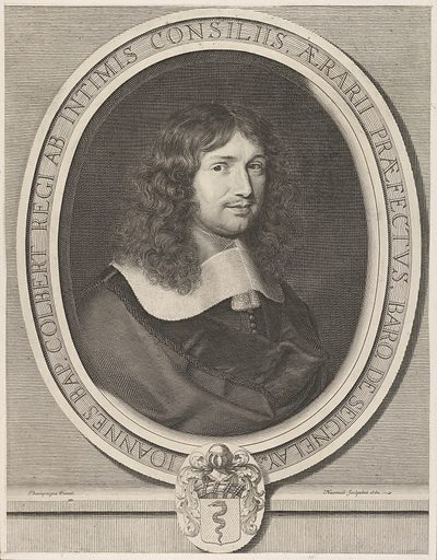 Jean-Baptiste Colbert (1660). Accession number: 2001.647.15.