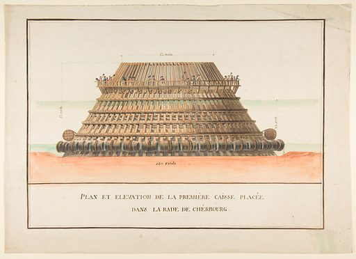 Design for a Machine (18th century). Accession number: 62.600.594.