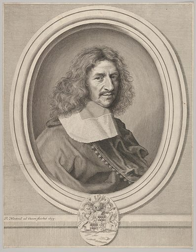 Louis Hesselin (1658). Accession number: 2001.647.26.