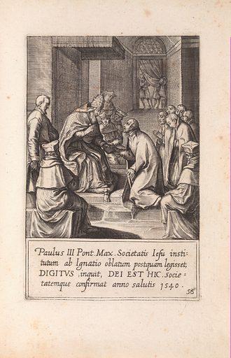 Vita Beati P. Ignatii Loiolae (1609). Accession number: 46.123.
