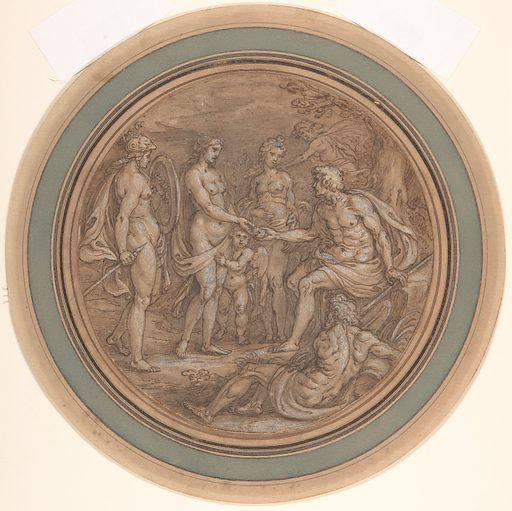 The Judgment of Paris (late 16th–mid 17th century). Accession number: 2002.81.