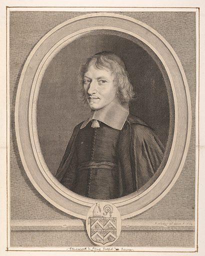 Dominique de Ligny (1654). Accession number: 2001.647.32.
