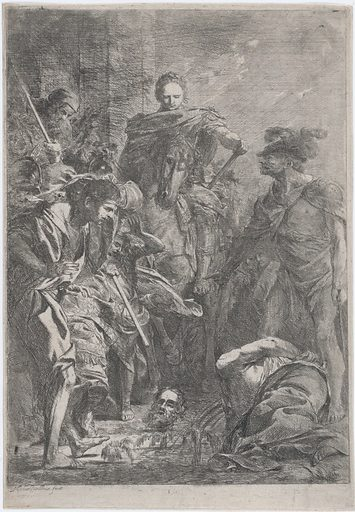 The Beheading of St. Paul (n.d.). Accession number: 2002.52.