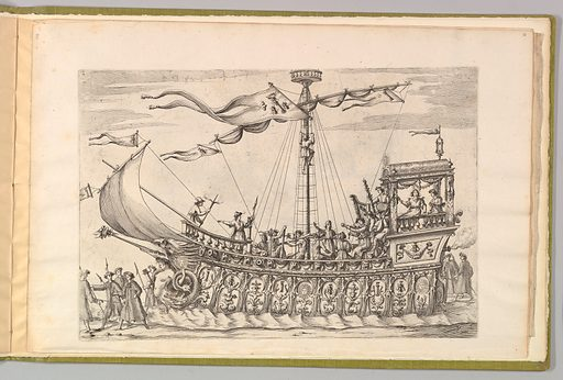 Festa Fatta in Roma Alli 25 Febraio MDCXXXIV (February 25, 1649). Accession number: 30.58.5(91-103).