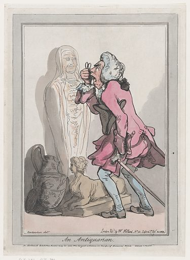 An Antiquarian (October 23, 1789). Accession number: 59.533.321.