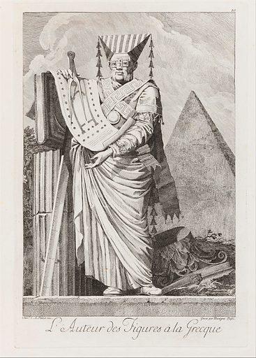 Mascarade à la Grecque; Suite des Vases; and [Cheminées] (1771, 1764). Published in Parma, Italy. Accession number: 40.59.1.