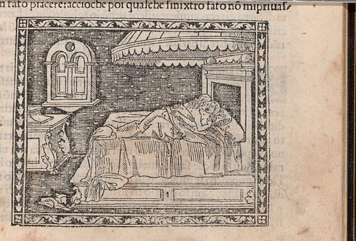 Storia di due amanti (Tale of Two Lovers) (ca. 1495–1500). Accession number: 25.30.17.