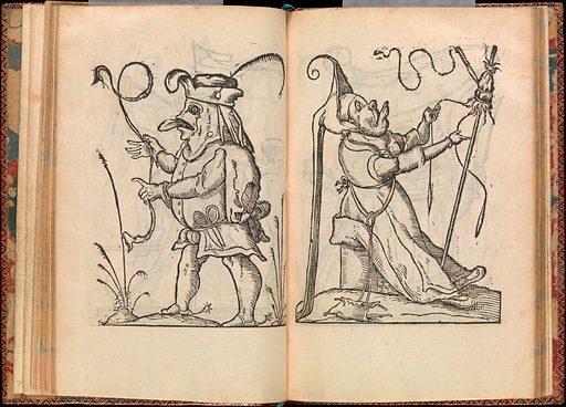 Les Songes Drolatiques de Pantagruel ou sont contenues plusieurs figures de l