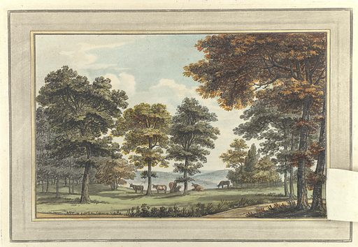 Sketches and Hints on Landscape Gardening (1795). Accession number: 45.10.1.