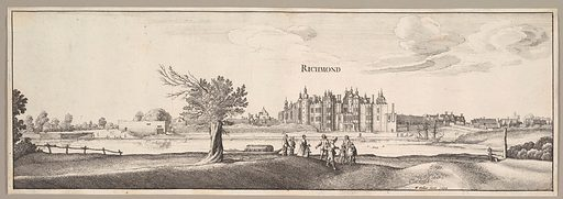 Richmond Palace (1638). Accession number: 20.81.2(4).