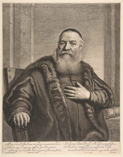 Portrait of Eleazor Swalmius (n.d.). Accession number: 66.574.1.