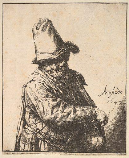 Hurdy Gurdy Man (1647). Accession number: 51.501.466.