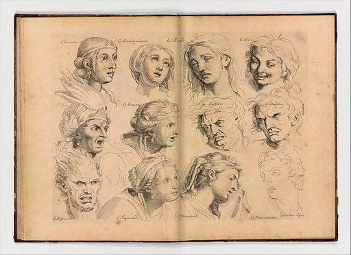 Sentimens des plus Habiles Peintres sur la Pratique de la Peinture et Sculpture, mis en Tables de Preceptes, avec Plusieurs discours Accademiques (1696). Accession number: 68.513.6.