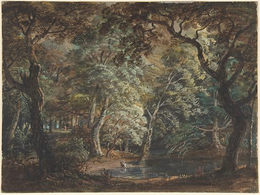 Windsor Great Park (1790–99). Accession number: 1995.199.
