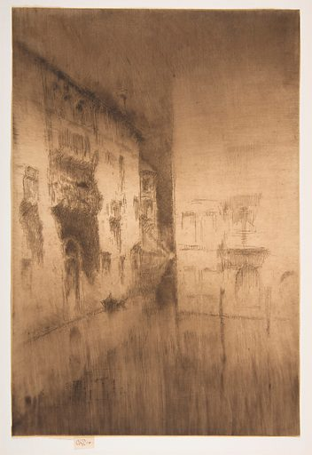 Nocturne: Palaces (1879–80). Accession number: 17.3.103.