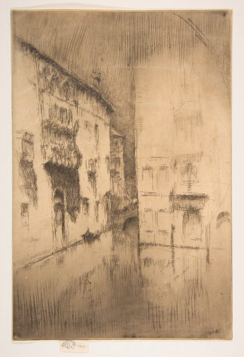 Nocturne: Palaces (1879–80). Accession number: 40.3.2.