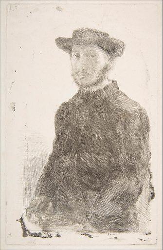 Self-portrait (1857). Accession number: 22.63.31.
