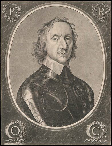 Oliver Cromwell (after 1653). Accession number: 30.54.72.