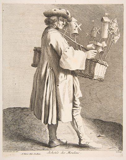 Whirligig Peddler (1742). Accession number: 53.600.588(38).