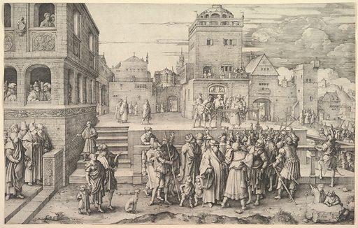 Ecce Homo (1510). Accession number: 27.54.4.
